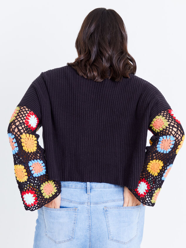 Natasha Sweater Detail 3 - ARULA formerly A'Beautiful Soul
