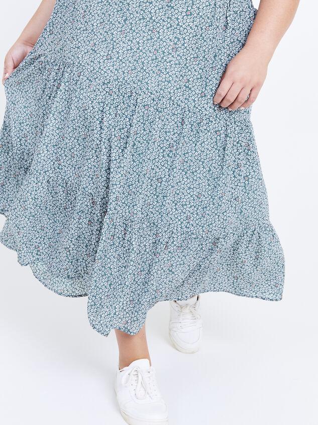 Remi Midi Skirt Detail 5 - ARULA formerly A'Beautiful Soul