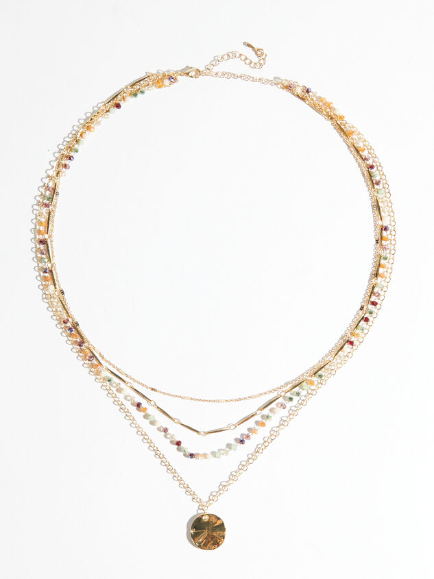 Lacey Necklace - ARULA