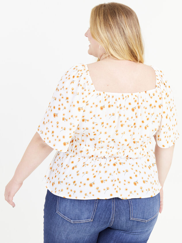 Daisy Weslee Top Detail 3 - ARULA formerly A'Beautiful Soul
