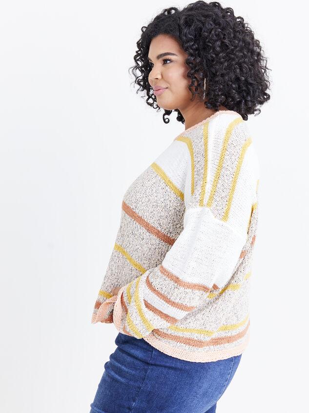Amaya Sweater Detail 2 - ARULA formerly A'Beautiful Soul