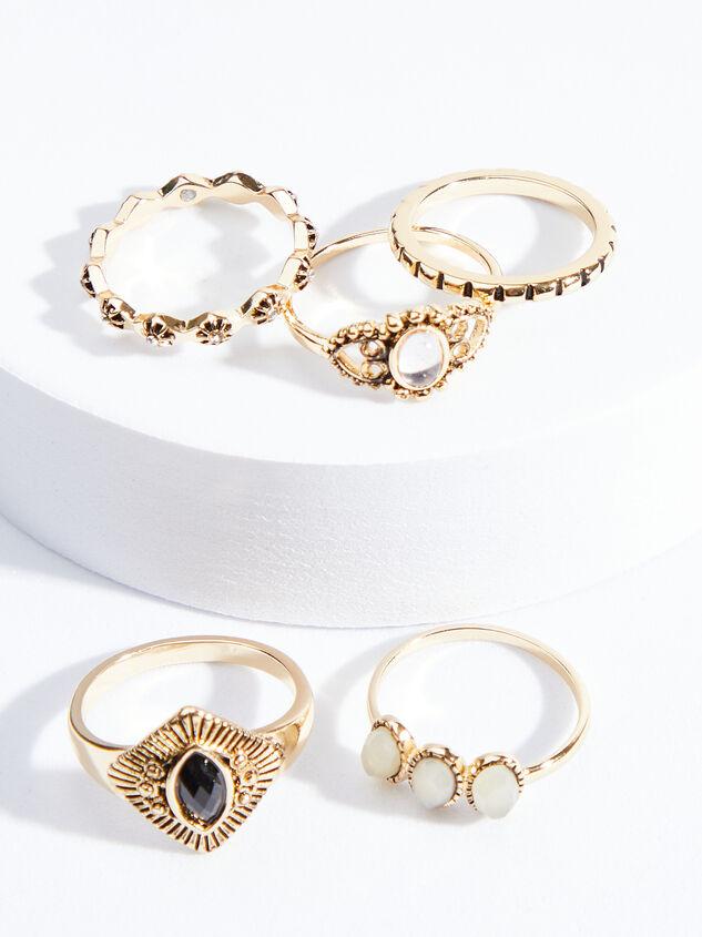 Caterina Ring Set - ARULA
