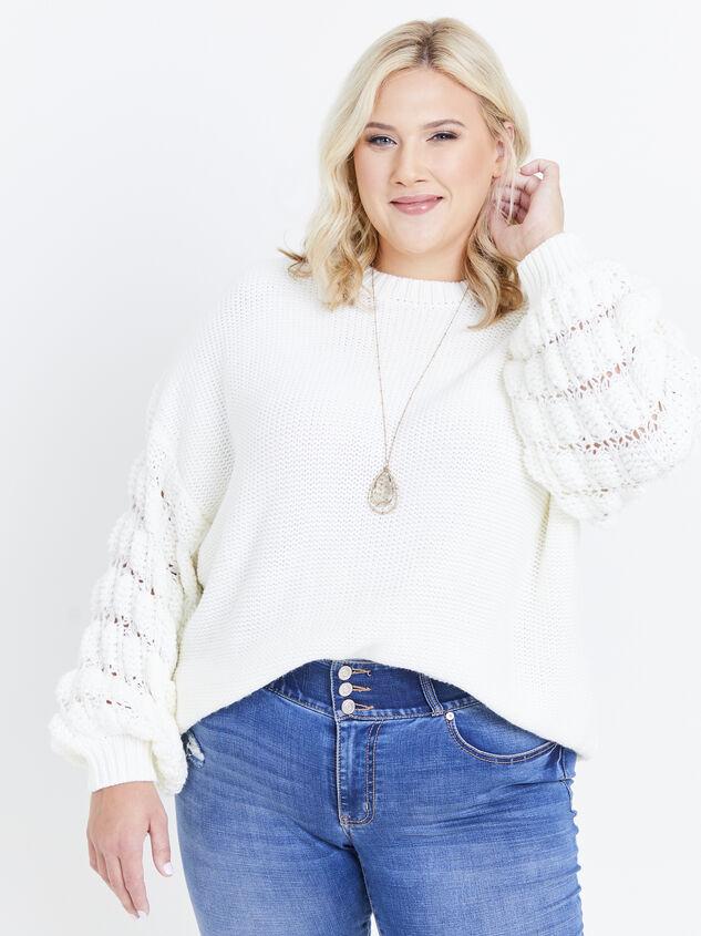 Alexa Sweater Detail 1 - ARULA formerly A'Beautiful Soul