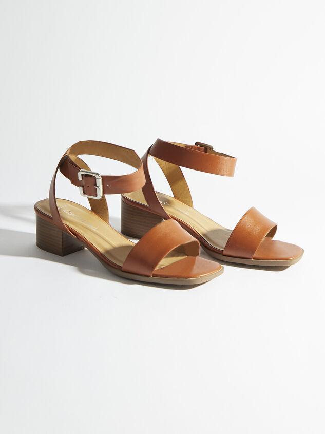 Amia Wide Width Block Heels - ARULA