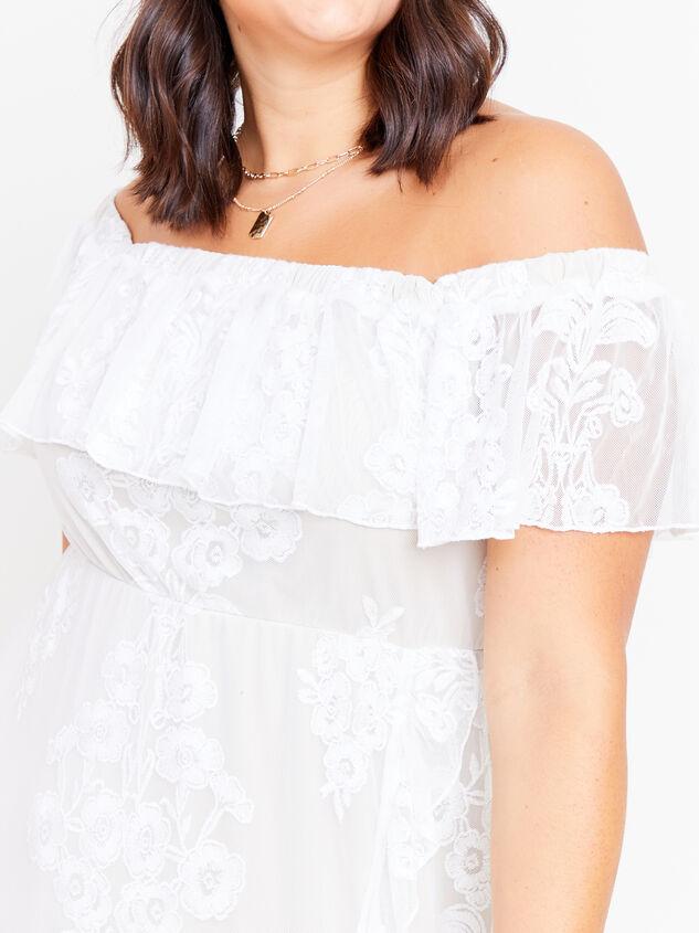 Amberlyn Maxi Dress Detail 4 - ARULA formerly A'Beautiful Soul