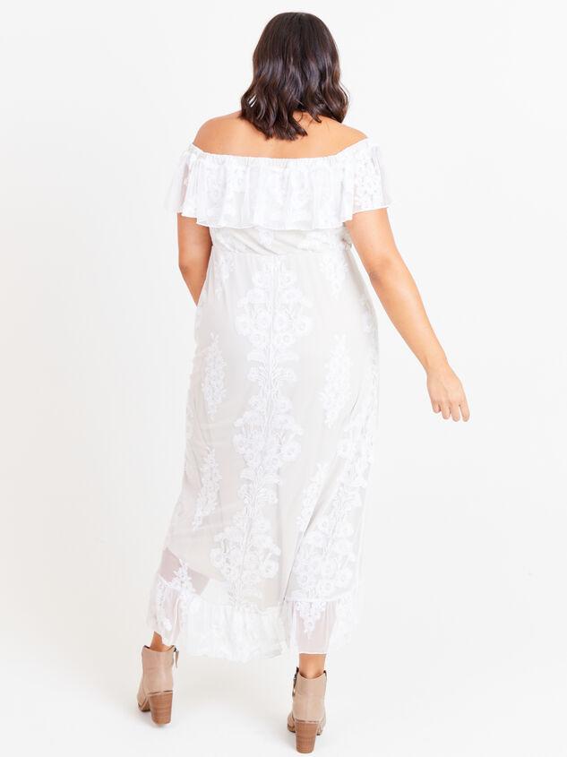 Amberlyn Maxi Dress Detail 3 - ARULA formerly A'Beautiful Soul