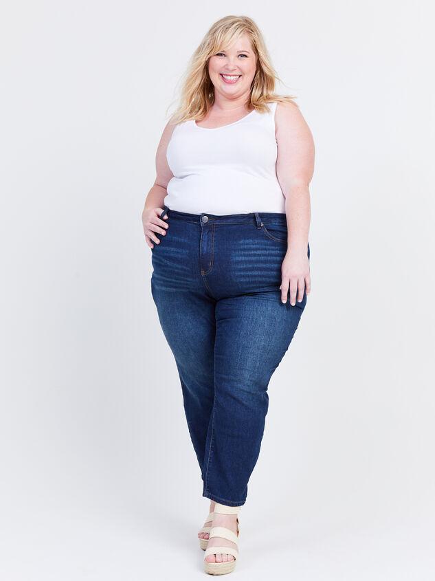 "Incrediflex 27"" Skinny Jeans Detail 6 - ARULA formerly A'Beautiful Soul"