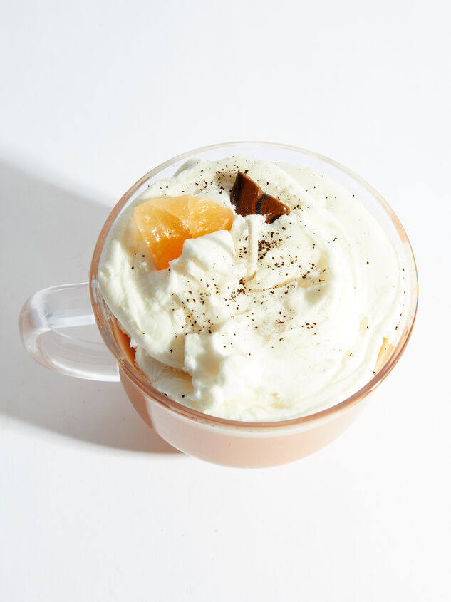 Pumpkin Spice Latte Candle Detail 2 - ARULA