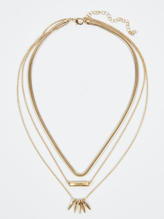 Jax Necklace Detail 1 - ARULA formerly A'Beautiful Soul
