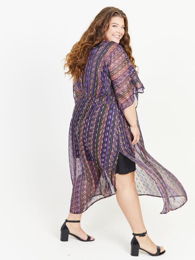 Ryland Maxi Dress Detail 2 - ARULA formerly A'Beautiful Soul