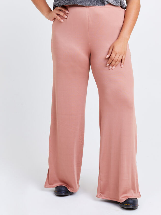 Angie Flare Pants Detail 2 - ARULA