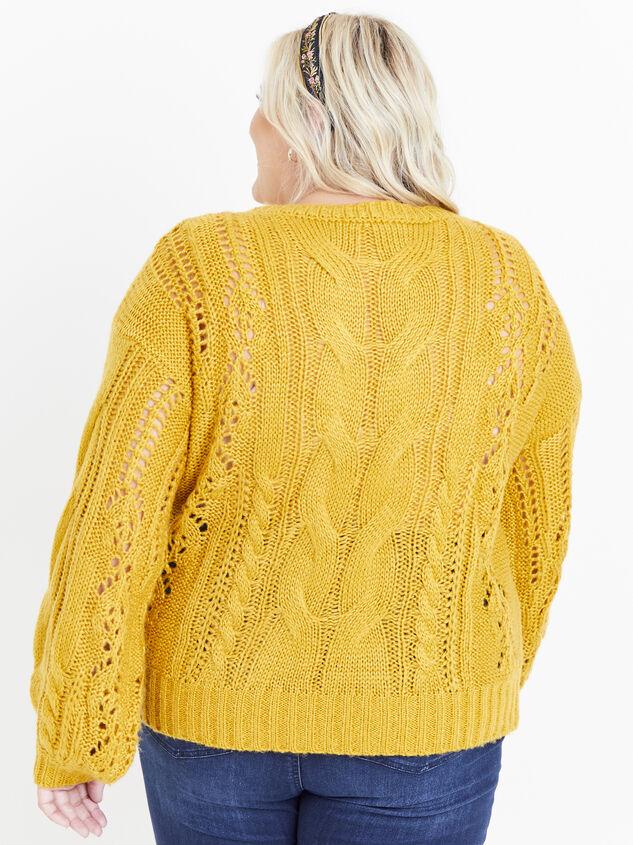 Jane Sweater Detail 3 - ARULA