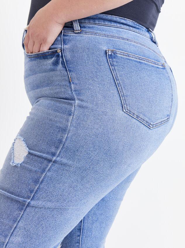 Sally Girlfriend Jeans Detail 5 - ARULA formerly A'Beautiful Soul