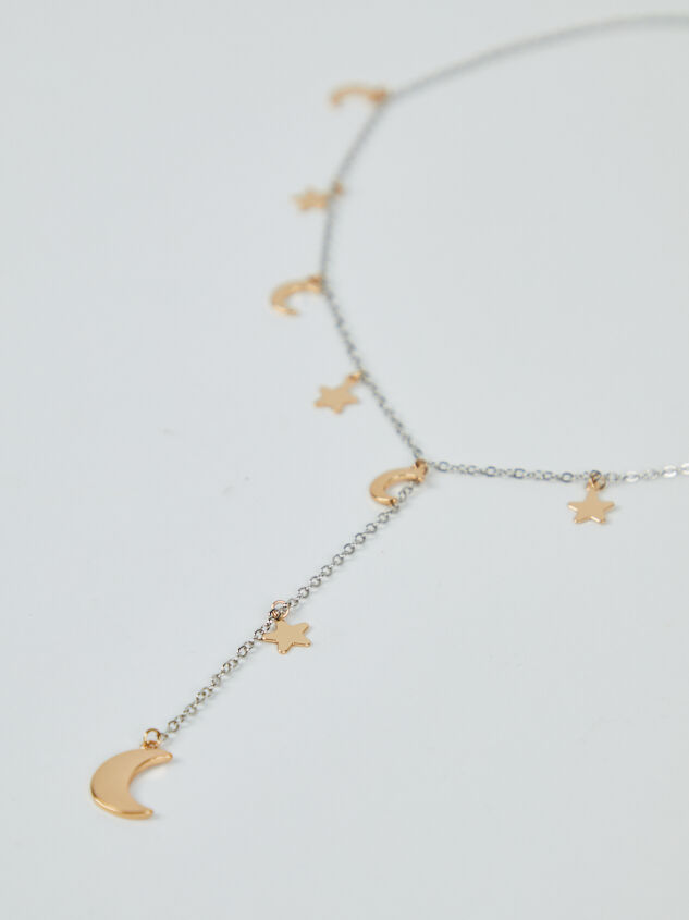 Starry Night Necklace Detail 3 - ARULA formerly A'Beautiful Soul