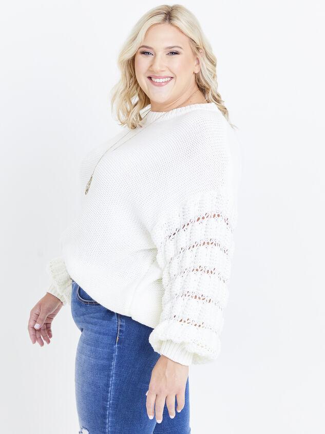 Alexa Sweater Detail 2 - ARULA formerly A'Beautiful Soul