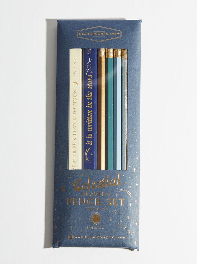 Celestial Pencil Set Detail 1 - ARULA formerly A'Beautiful Soul
