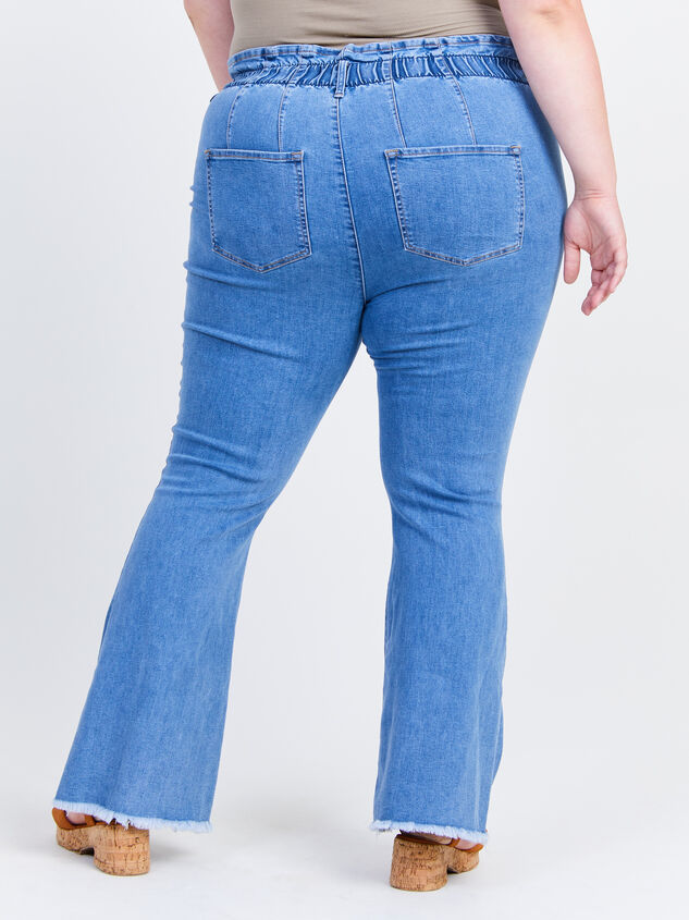 """Ashling 31.5"""" Inseam Jeans Detail 4 - ARULA formerly A'Beautiful Soul"""