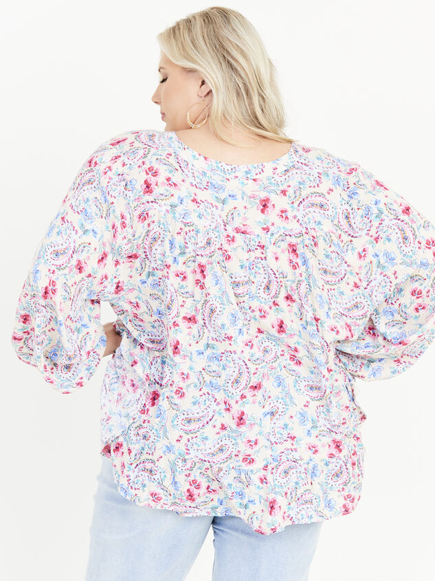 Flora Top Detail 3 - ARULA formerly A'Beautiful Soul