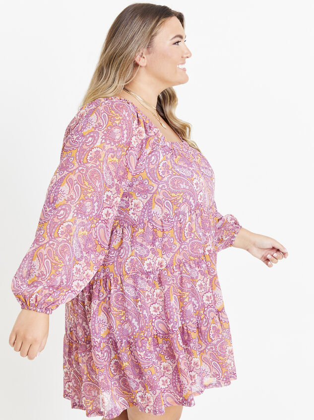Carmen Dress Detail 2 - ARULA