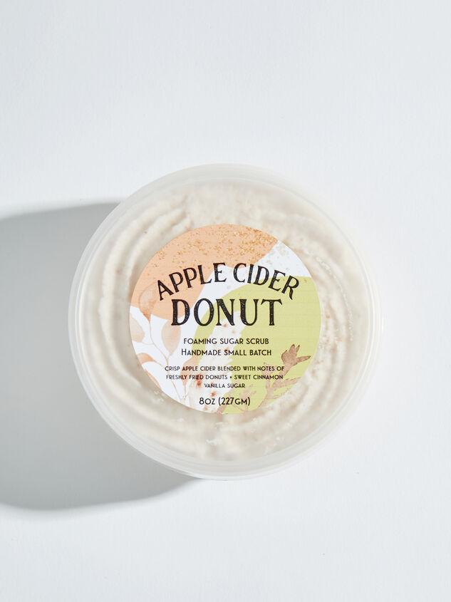 Apple Cider Donut Sugar Scrub - ARULA