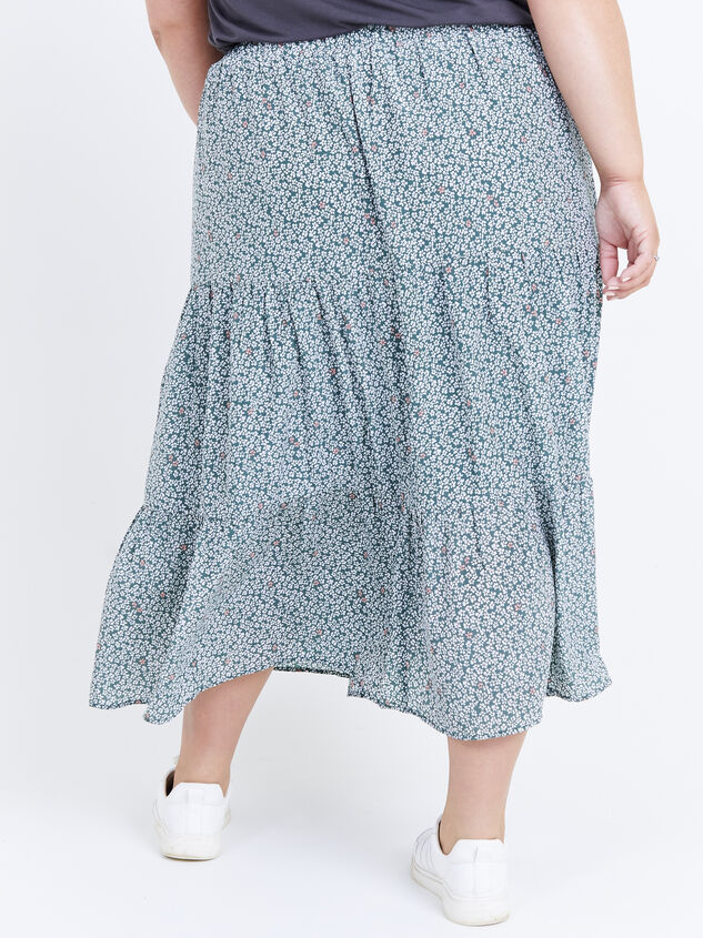 Remi Midi Skirt Detail 4 - ARULA formerly A'Beautiful Soul