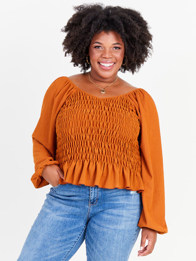 Brielle Top Detail 1 - ARULA formerly A'Beautiful Soul