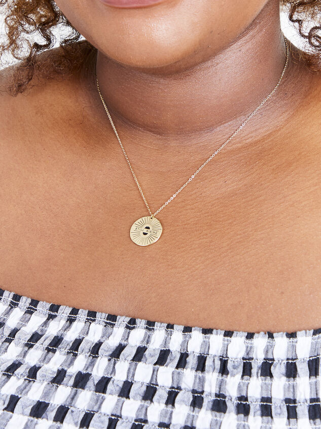 Still Rising Necklace Detail 2 - ARULA formerly A'Beautiful Soul