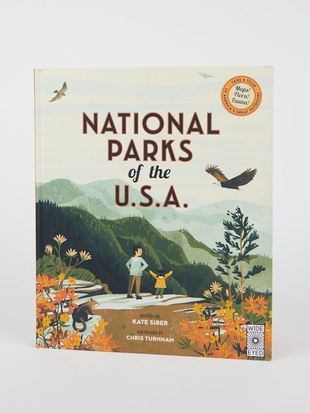 National Parks Book Detail 1 - ARULA formerly A'Beautiful Soul