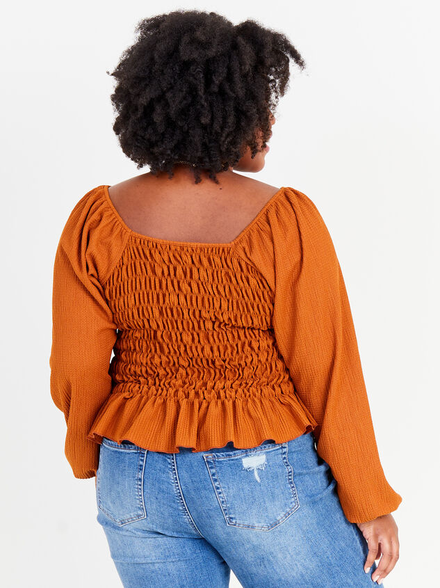 Brielle Top Detail 3 - ARULA formerly A'Beautiful Soul
