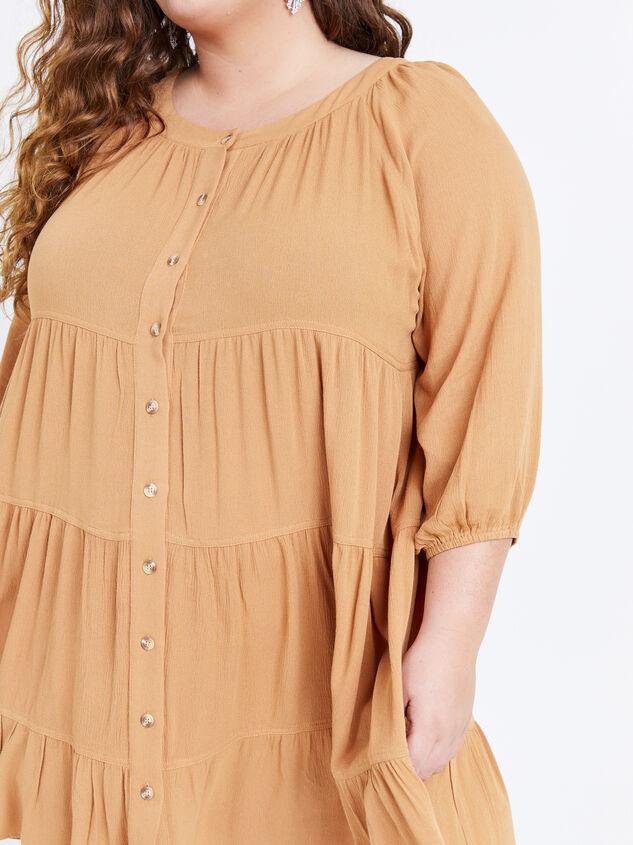 Liana Dress Detail 5 - ARULA