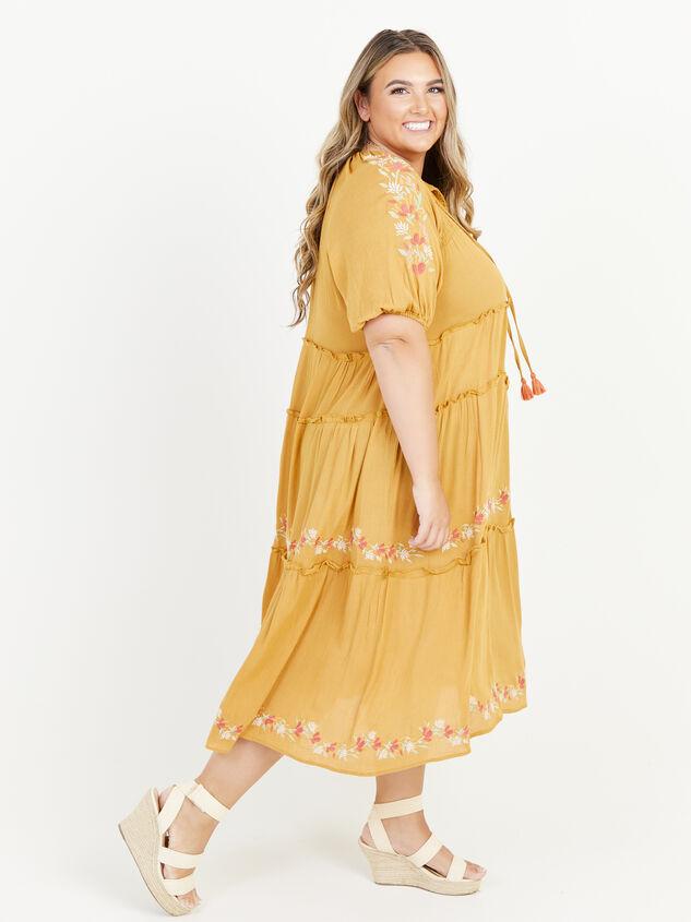Marietta Dress Detail 2 - ARULA formerly A'Beautiful Soul