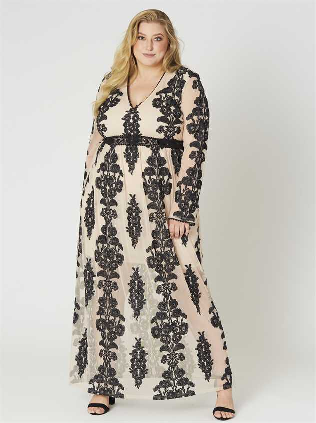 Norrie Maxi Dress - ARULA formerly A'Beautiful Soul