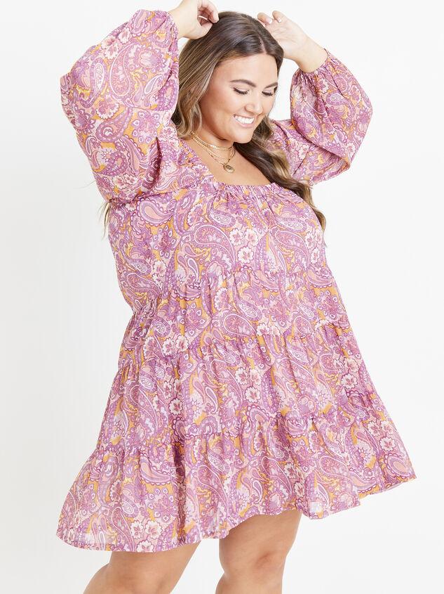 Carmen Dress - ARULA