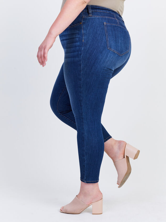 Kaiser Curvy Jeans Detail 3 - ARULA formerly A'Beautiful Soul