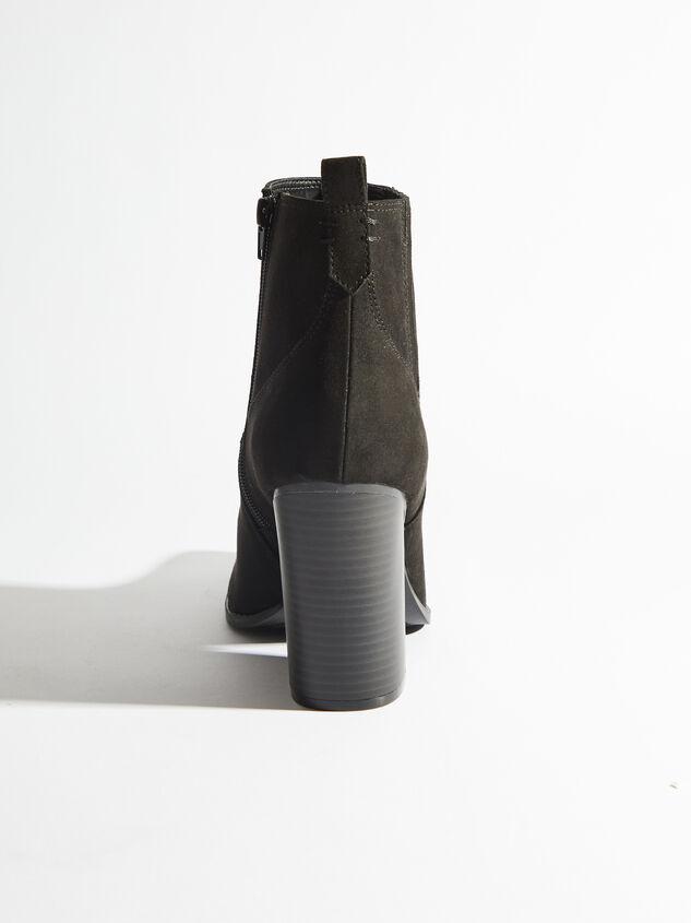Whitley Wide Width Booties Detail 4 - ARULA