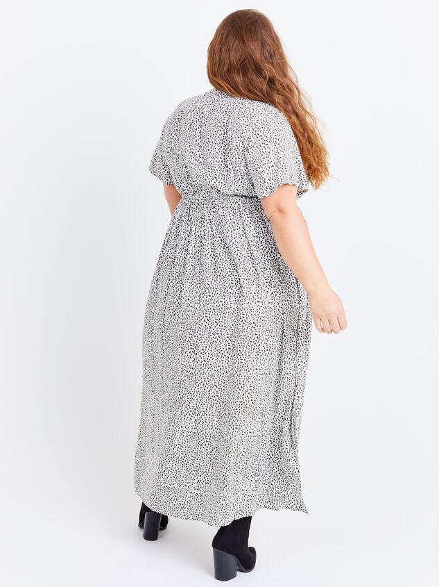 Tish Maxi Dress - Leopard Detail 3 - ARULA formerly A'Beautiful Soul