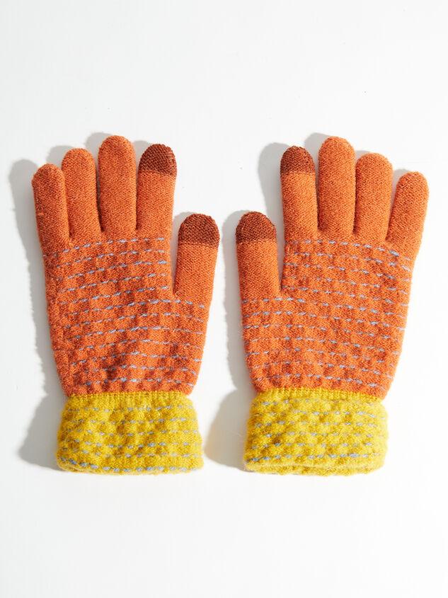 Pop Stitch Gloves - ARULA