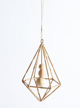 Capella Christmas Ornament - ARULA