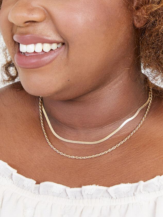 Phoenix Necklace Set Detail 2 - ARULA formerly A'Beautiful Soul