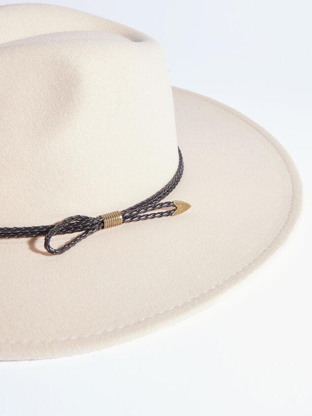 Rosalie Hat Detail 2 - ARULA
