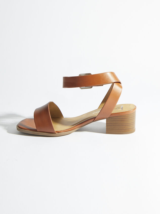 Amia Wide Width Block Heels Detail 3 - ARULA