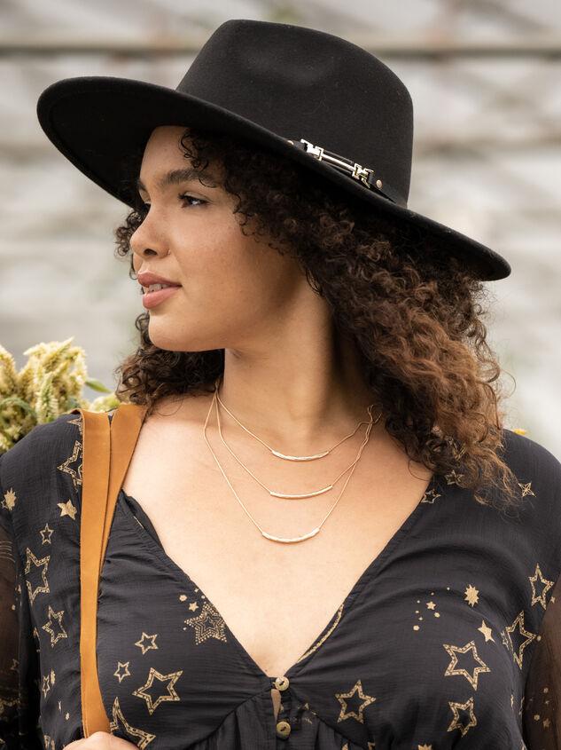 Samantha Hat Detail 4 - ARULA