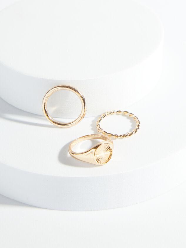 Signet Ring Set - ARULA