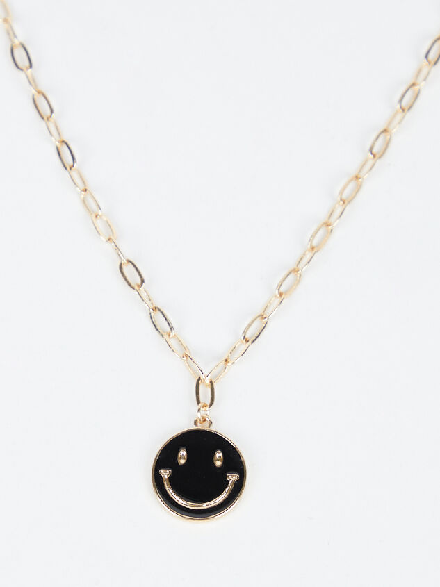 Smiley Necklace - ARULA formerly A'Beautiful Soul