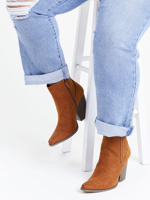 Whitley Wide Width Booties Detail 6 - ARULA formerly A'Beautiful Soul