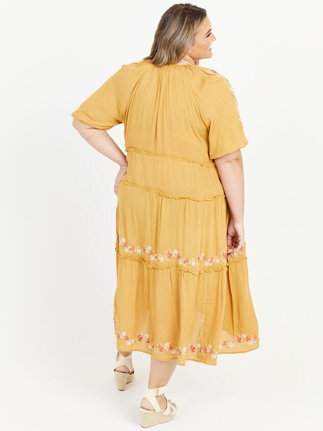 Marietta Dress Detail 3 - ARULA formerly A'Beautiful Soul