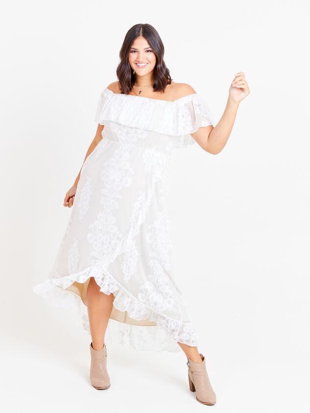 Amberlyn Maxi Dress Detail 1 - ARULA formerly A'Beautiful Soul