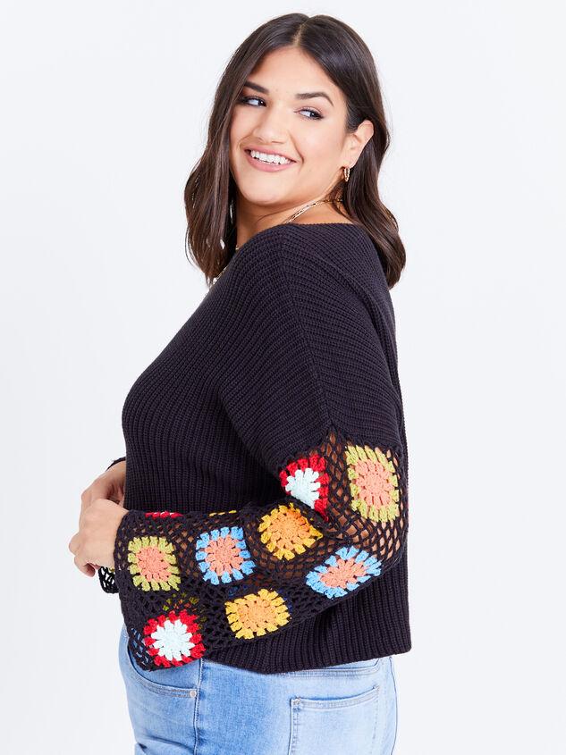 Natasha Sweater Detail 2 - ARULA formerly A'Beautiful Soul