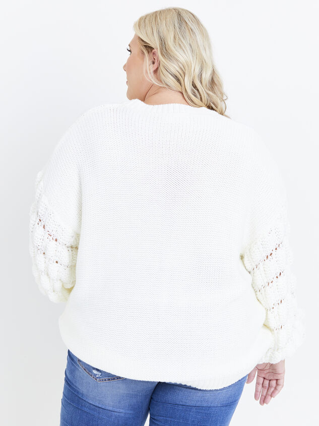 Alexa Sweater Detail 3 - ARULA formerly A'Beautiful Soul