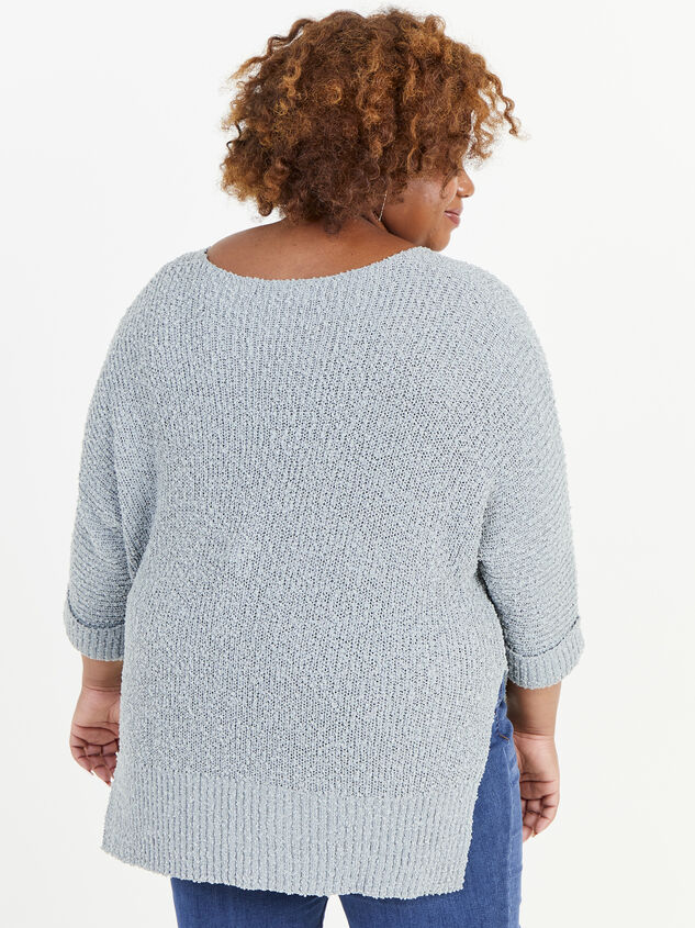 Easy To Love Sweater Detail 3 - ARULA formerly A'Beautiful Soul